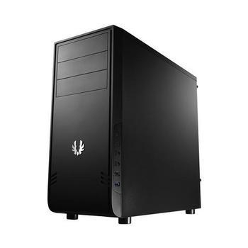 "BITFENIX Comrade Midi Tower, BFC-COM-100-KKXS1-RP, černá (black), skříň, miditower, ATX, bez zdroje, 3x5,25"", 3x3,5"", 3x2,5"", 1xfan, 1xUSB 2.0, 1xUSB 3.0, audio panel"