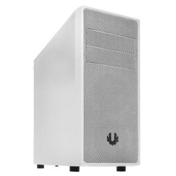 """BITFENIX Neos Midi Tower, BFC-NEO-100-WWXKW-RP, bílá (white), skříň, miditower, ATX, bez zdroje, 2x5,25"""", 3x3,5"""", 3x2,5"""", 1xfan, 1xUSB 2.0, 1xUSB 3.0, audio panel"""