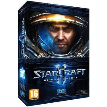 BLIZZARD ENTERTAINMENT StarCraft 2 Wings of Liberty, 22876, hra pro PC, CZ manuál, strategie, realtime, DVD