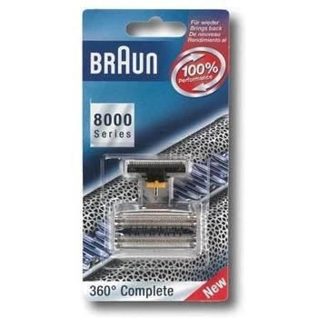BRAUN CombiPack Series5 - 51S stříbrný - náhradní díl, , planžeta