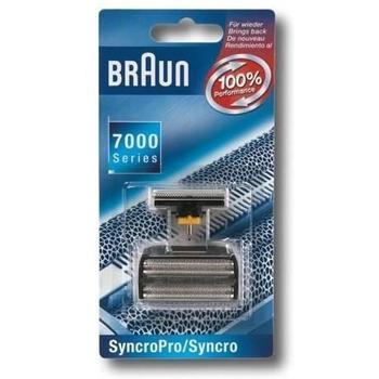 BRAUN CombiPack Syncro - 30B černý - náhradní díl, , planžeta