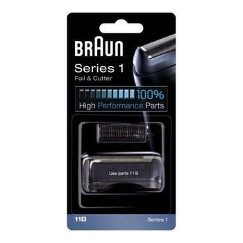 BRAUN CombiPack Series1 - 11B černá barva - náhradní díl, , planžeta