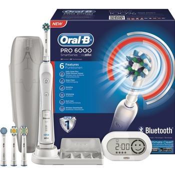 BRAUN Oral-B PRO 6000, , el. zubní kartáček