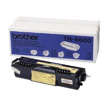 BROTHER TN-6600, TN6600, černý (black), toner, 6000 str