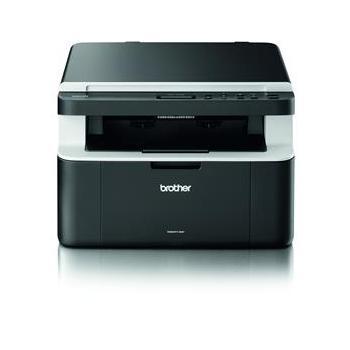 BROTHER DCP-1512E, DCP1512EYJ1, multifunkce, laserová, tiskárna/ skener/ kopírka, A4, 20 str./min.ČB, 2400x600dpi, USB 2.0