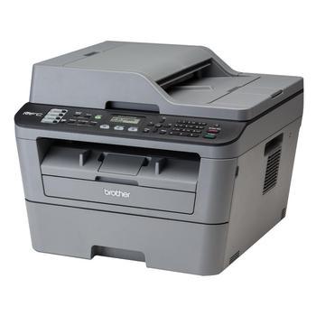 BROTHER MFC-L2700DW, MFCL2700DWYJ1, multifunkce, laserová, tiskárna/ skener/ kopírka/ fax, 32MB, A4, ADF, duplex, 26 str./min.ČB, 2400x600dpi, USB 2.0, LAN, Wi-Fi