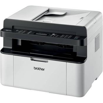BROTHER MFC-1910WE, MFC1910WEYJ1, multifunkce, laserová, tiskárna/ skener/ kopírka/ fax, A4, 20 str./min.ČB, 2400x600dpi, USB 2.0, Wi-Fi