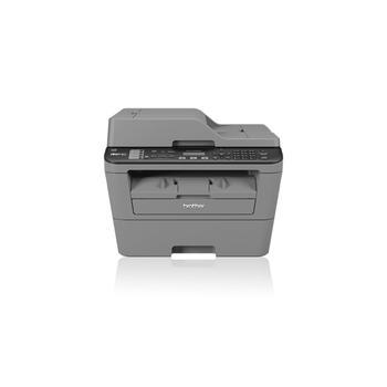 BROTHER MFC-L2700DN, MFCL2700DNYJ1, šedá (grey), multifunkce, laserová, tiskárna/ skener/ kopírka/ fax, 32MB, A4, ADF, duplex, 24 str./min.ČB, 2400x600dpi, USB 2.0, LAN