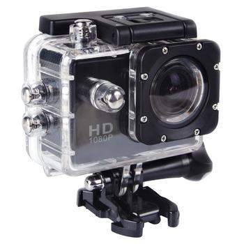 """C-TECH MyCam 250 Wide, MyCam250, outdoorová kamera, Micro SD/SDHC, HDMI, USB2.0, 1920x1080px, 2"""" displej, voděodolná"""