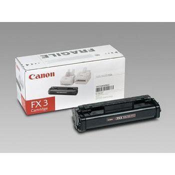 CANON FX-3 (FX3), 1557A003, černý (black), 2700 stran, originální toner pro L-200, 280, 350, 260i, MP-L60, L90, L250, L300