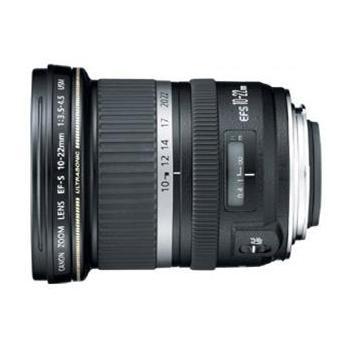 CANON EF-S 10-22mm f/3,5-4,5 USM, 9518A007AA, objektiv, 10mm - 11mm, F3.5-4.5