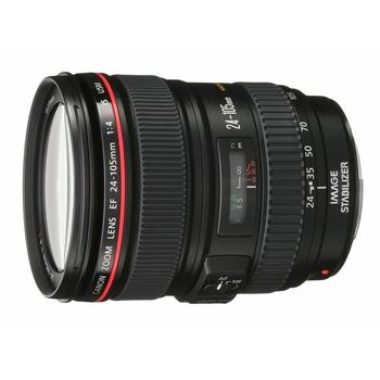 CANON EF 24-105mm f/4 L IS USM, 0344B010AA, objektiv, 24mm - 105mm, F4.0