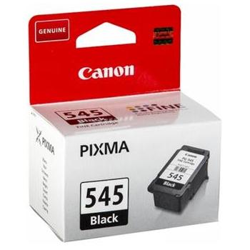 CANON PG-545, 8287B001, černá (black), 8ml, inkoustová náplň pro Canon PIXMA MG2450/MG2550
