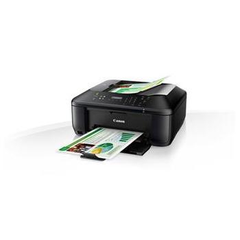 CANON MX535, 8750B009AA, černá (black), multifunkce, inkoustová, tiskárna/ skener/ kopírka/ fax, A4, ADF, duplex, 9 str./min.ČB, USB 2.0, Wi-Fi