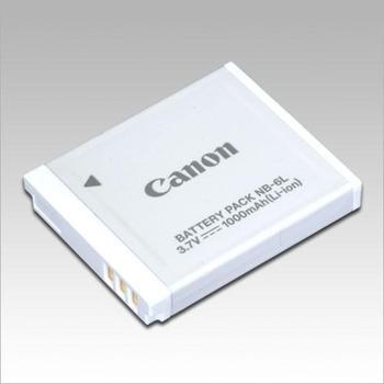 CANON NB-6LH, 8724B001AA, akumulátor, pro IXUS 85, 95, 105, 200, 210, 300HS, 310HS a PowerShot S120, SX170, SX260, 270, 280, SX500, 510
