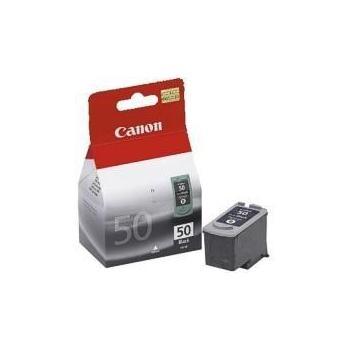 CANON PG-50, PG50, černá (black), 22 ml, inkoustová náplň pro iP2200, MP150, MP160, MP170, MP180, MP450, MP460