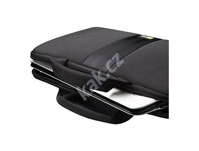 ... Skořepinová brašna na notebook CASE LOGIC QNS111K černá 814170d0bf