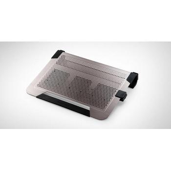 """COOLERMASTER NotePal U3 Plus, R9-NBC-U3PT-GP, titanový (titanium), chladící podložka pod notebook, do velikosti 19"""""""