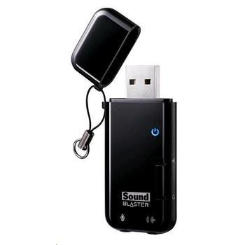 CREATIVE Sound Blaster X-Fi Go! PRO, 70SB129000002, zvuková karta, USB 2.0