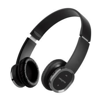 CREATIVE WP-450, 51EF0460AA000, sluchátka, bluetooth, s mikrofonem, skládací