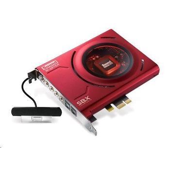 CREATIVE Sound Blaster Z, 70SB150000001, zvuková karta, PCIe 1x, 24bit, retail