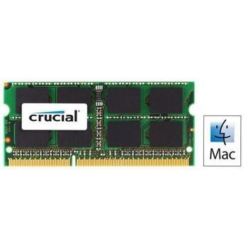CRUCIAL SO-DIMM 4GB DDR3 1066MHz, CT4G3S1067MCEU, paměť do notebooku, CL7, 1,5V