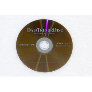 DataTresorDisc DVD+R 4x, 25ks cakebox, , DVD+R médium, 4x, 4,7GB, 25ks CakeBox