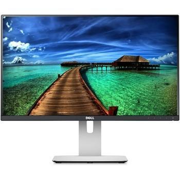"""DELL U2414H UltraSharp, 860-BBCW, 24"""" LCD monitor, 16:10, S-IPS, 2.000.000:1, 8ms, 300cd/m2, 1920x1080, LED, 2x HDMI, DisplayPort, Pivot"""