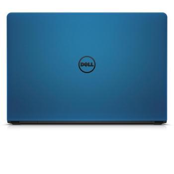 """DELL Inspiron 5559, N-5559-N2-512B, modrá (blue), notebook, Core i5 6200U, AMD Radeon R5 M335, AMD, 15,6"""", 1366x768, 4GB, HDD 1TB, DVD+-RW, W10, Wi-Fi, BT, CAM, USB 3.0, HDMI"""