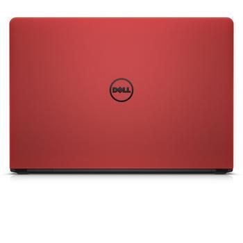 "DELL Inspiron 5559, N-5559-N2-512R, červený (red), notebook, Core i5 6200U, AMD Radeon R5 M335, AMD, 15,6"", 1366x768, 4GB, HDD 1TB, DVD+-RW, W10, Wi-Fi, BT, CAM, USB 3.0, HDMI"