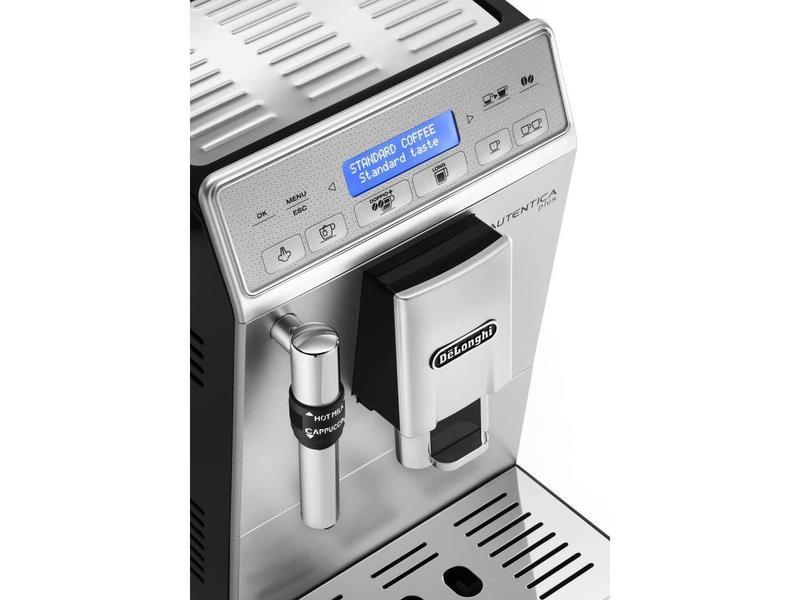 85c81d0ec Automatické espresso DELONGHI ETAM 29.620 SB stříbrná (silver) | kak.cz