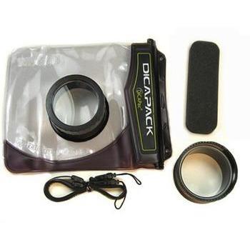DiCAPac WP-610, WP-610, podvodní pouzdro pro kompaktní fotoaparát, do 10m