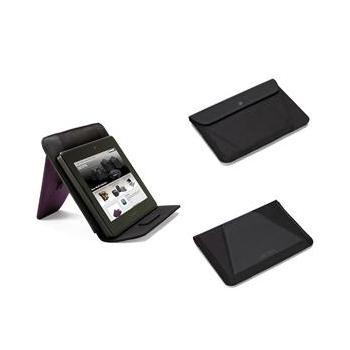 """DICOTA Sleeve Stand 7, D30367, černé (Black), ochranné pouzdro pro 7"""" tablety"""