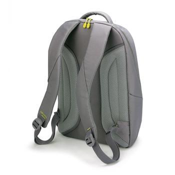 """DICOTA BacPac Bounce 16,4"""", D30348, šedo-žlutá, brašna na notebook, do velikosti 16,4"""""""