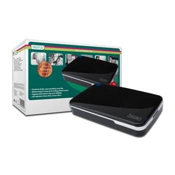 """DIGITUS DA-71050, DA-71050, box pro pevný disk, pro UATA zařízení, 3,5"""", USB 2.0"""