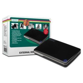 """DIGITUS DA-71030, DA-71030, box pro pevný disk, pro SATAI/150 zařízení, 2,5"""", napájení přes USB, USB 3.0"""