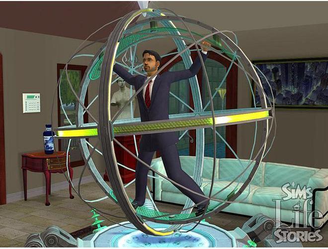 The Sims: Житейские истории.