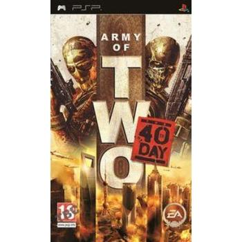 ELECTRONICS ARTS Army of Two: The 40th Day