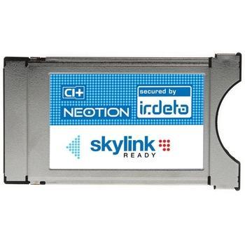 EMOS CA modul Neotin Skylink Ready Irdeto CI+, , dékodovací karta