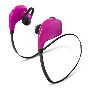 ENERGY SISTEM Earphones BT Sport, 420377, růžová (Pink), bezdrátová sluchátka, bluetooth, sportovní, špunty