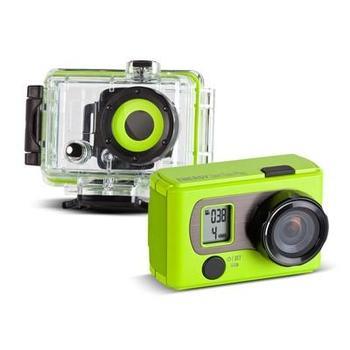 ENERGY SISTEM Sport Cam Play, 390519, digitální videokamera, 128MB, SDHC, HDMI, USB2.0, 1920x1080px, voděodolná