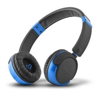 ENERGY SISTEM DJ 300 Freestyle, 393602, černo-modrá, sluchátka, jack 3,5mm, 32 Ohm
