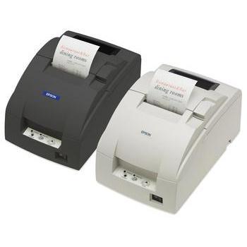 EPSON TM-U220PD, C31C518002, bílá (white), pokladní tiskárna, 9 jehličková, 76 mm, LPT