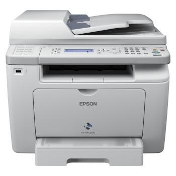EPSON WorkForce AL-MX200DNF, C11CC72031, bílý (white), multifunkce, laserová, tiskárna/ skener/ kopírka/ fax, 256MB, A4, ADF, duplex, 30 str./min.ČB, USB 2.0, LAN