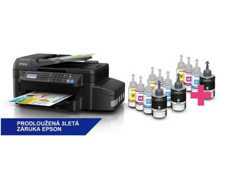 Tiskárna EPSON L655 | kak cz