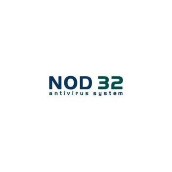 ESET NOD32 Antivirus, , antivirový program, 2 licence, 24 měs., česká lokalizace, bez média - pouze licence