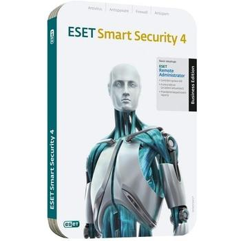 ESET Smart Security Bussiness Edition, , antivirový program, 5-10 licencí, 12 měs., česká lokalizace, bez média - pouze licence