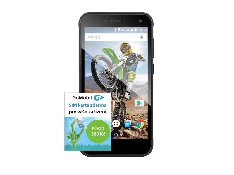 Zdarma černý mobilní