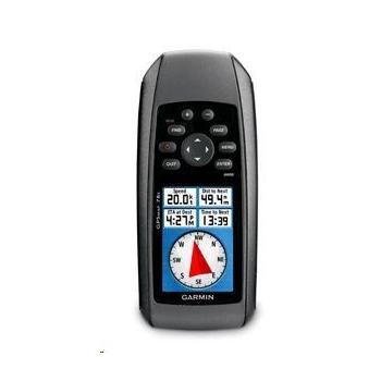 GARMIN GPSMAP 78s, 010-00864-01_topo, ruční GPS navigace, 1,7GB, micro SD, 2xAA, Topo Czech