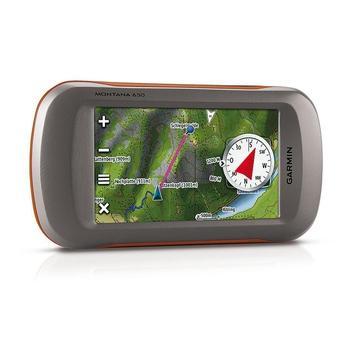 "GARMIN Montana 650 PRO, 010-00924-91_topo, ruční GPS navigace, 4"" displej"